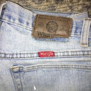Wrangler Vintage Highwaisted Mom Jean